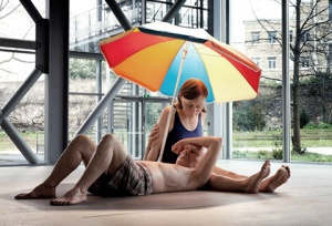 Ron Mueck, Fondation Cartier